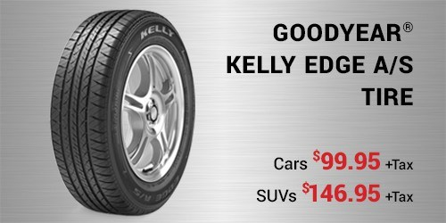 Goodyear® Kelly Edge A/S Tire
