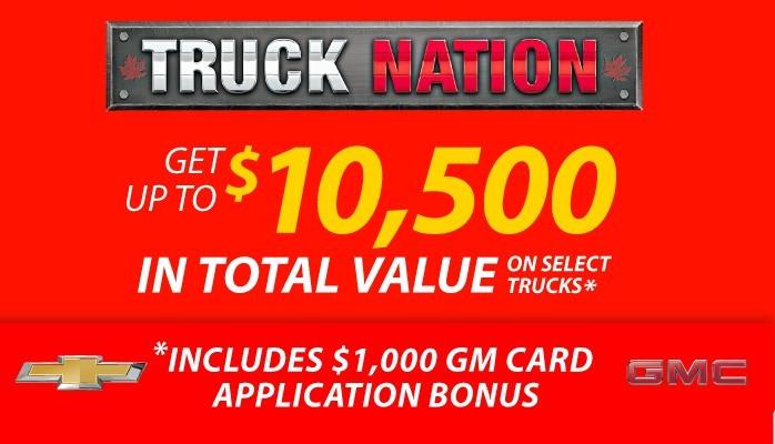 Truck Nation Specials