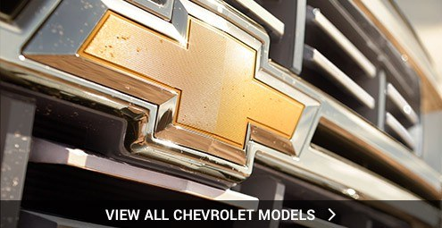 New Chevrolet Models & Incentives in Mississauga