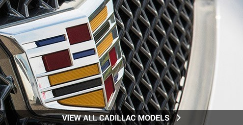 New Cadillac Models & Incentives in Mississauga