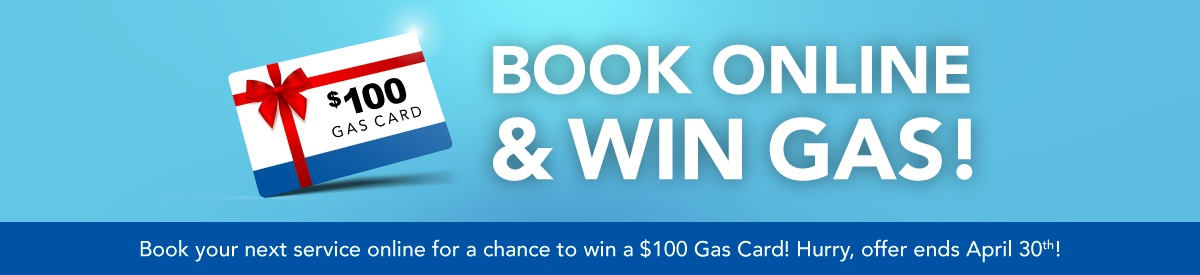 Applewood Service $100 Gas Card Lucky Draw
