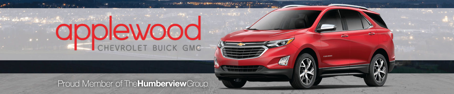 Applewood Chevrolet Cadillac Buick GMC in Mississauga