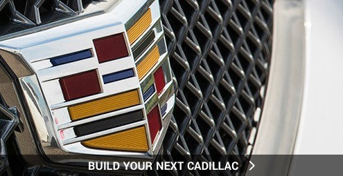 Buikd & Price Your Own Cadillac in Mississauga