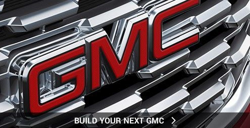 Buikd & Price Your Own GMC in Mississauga