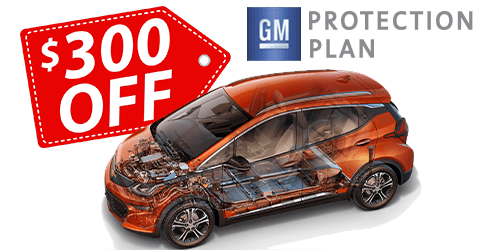 Warranty Special—$300 Off GMPP Protection Plan