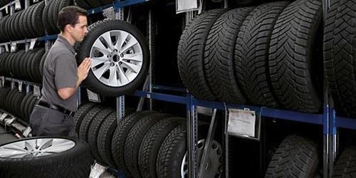 Tire Storage Special—$99.95 Per Season!