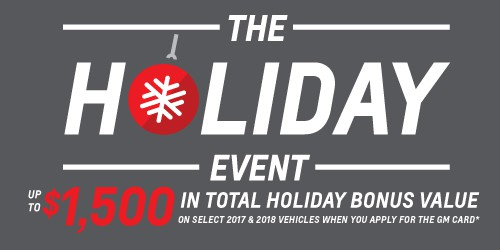 GM Holiday Event
