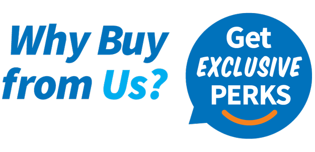 Why buy from us banner
