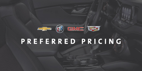 GM Preferred Pricing Discount Program