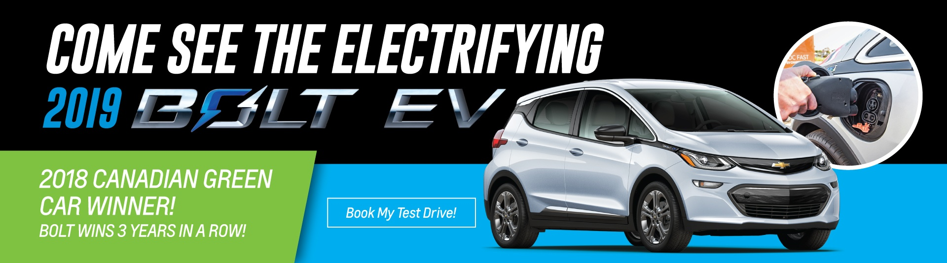 2019 Chevrolet Bolt EV in Mississauga