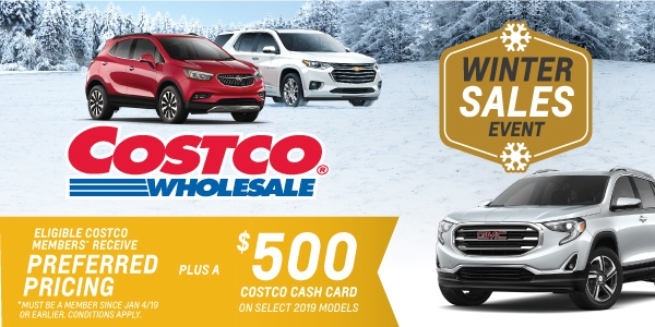 Applewood Chevrolet Cadillac Buick GMC - Costco Member Incentive Program