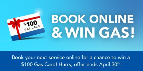 $100 Gas Card Lucky Draw