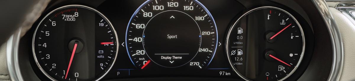 Chevrolet Dashboard Symbol