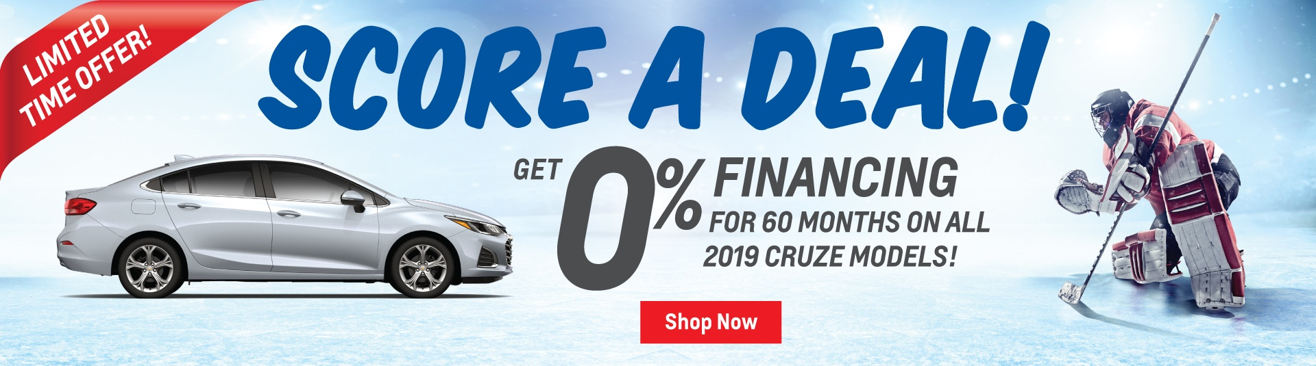 2019 Chevrolet Cruze Finance Offer in Mississauga