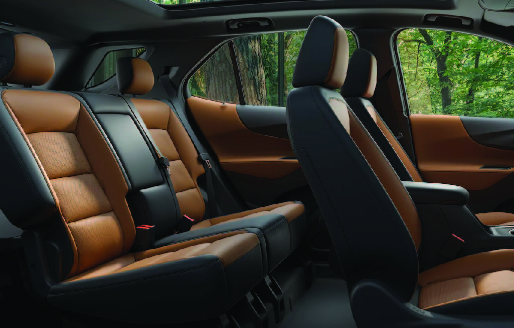 2019 Chevrolet Equinox 5 Seats