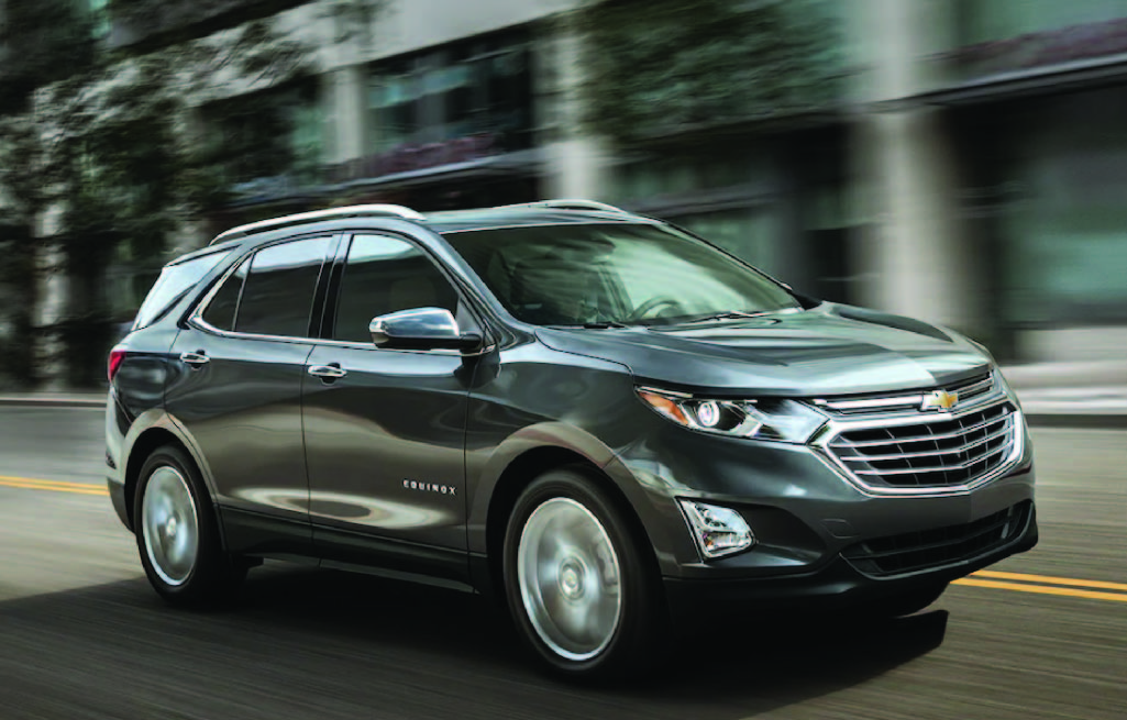 Top Questions About The 2019 Chevrolet Equinox