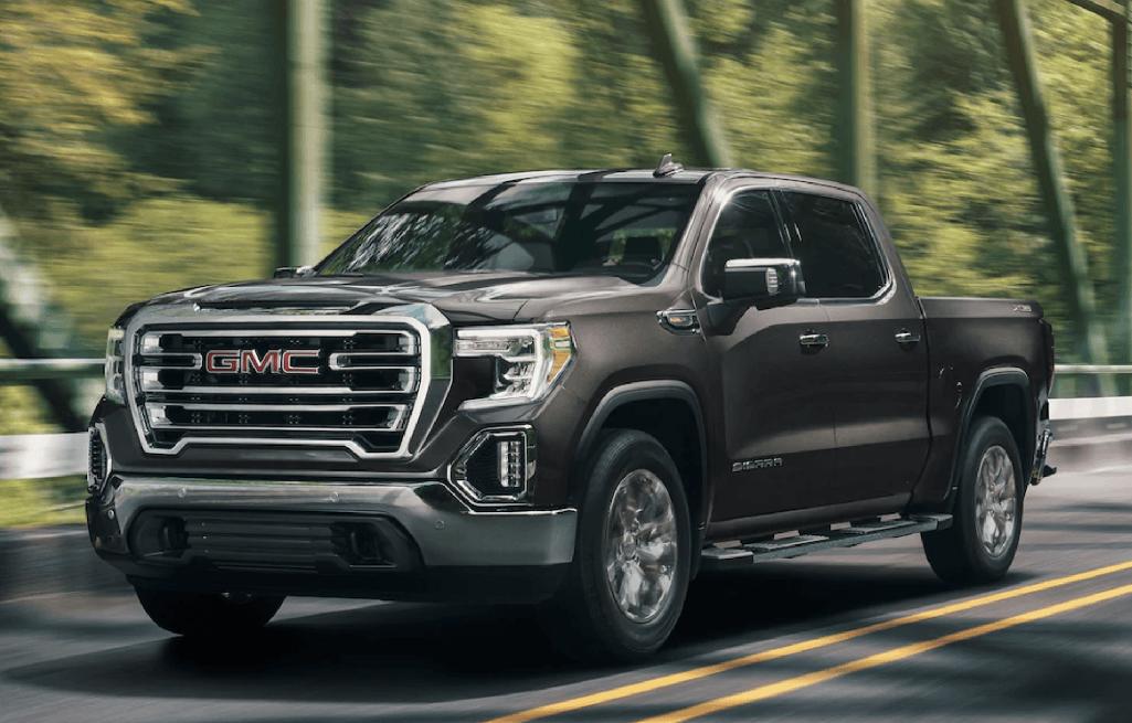 Does GMC Sierra 1500 Come In Diesel?