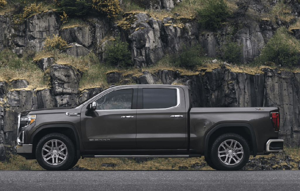 How Much Does The GMC Sierra 1500 Weigh?