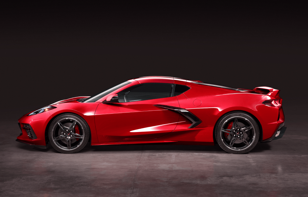New 2020 Chevrolet Corvette Appearance