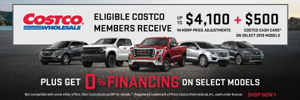 Applewood Chevrolet Buick Cadillac GMC Preferred Pricing Event in Mississauga