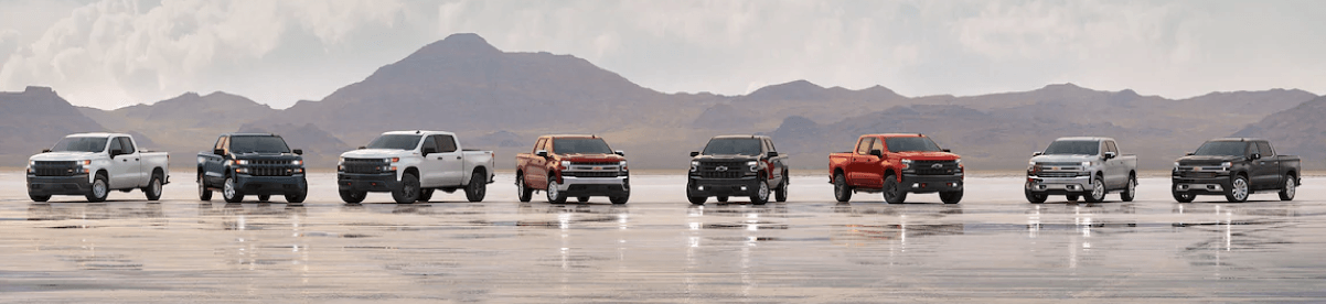2019 Chevrolet Silverado 1500 Trim Packages: Which One is Best For You?