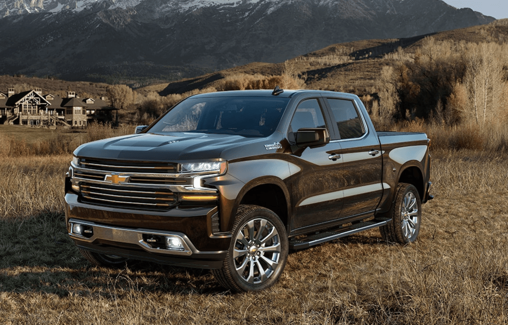 Chevy Silverado High Country