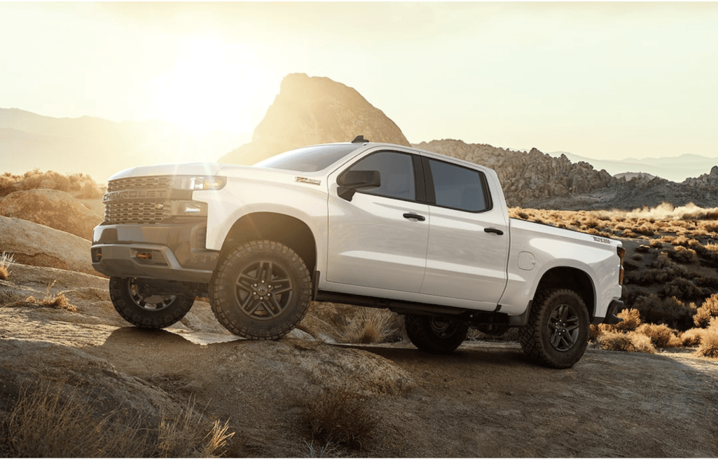 Chevrolet Silverado 1500 Custom Trail Boss