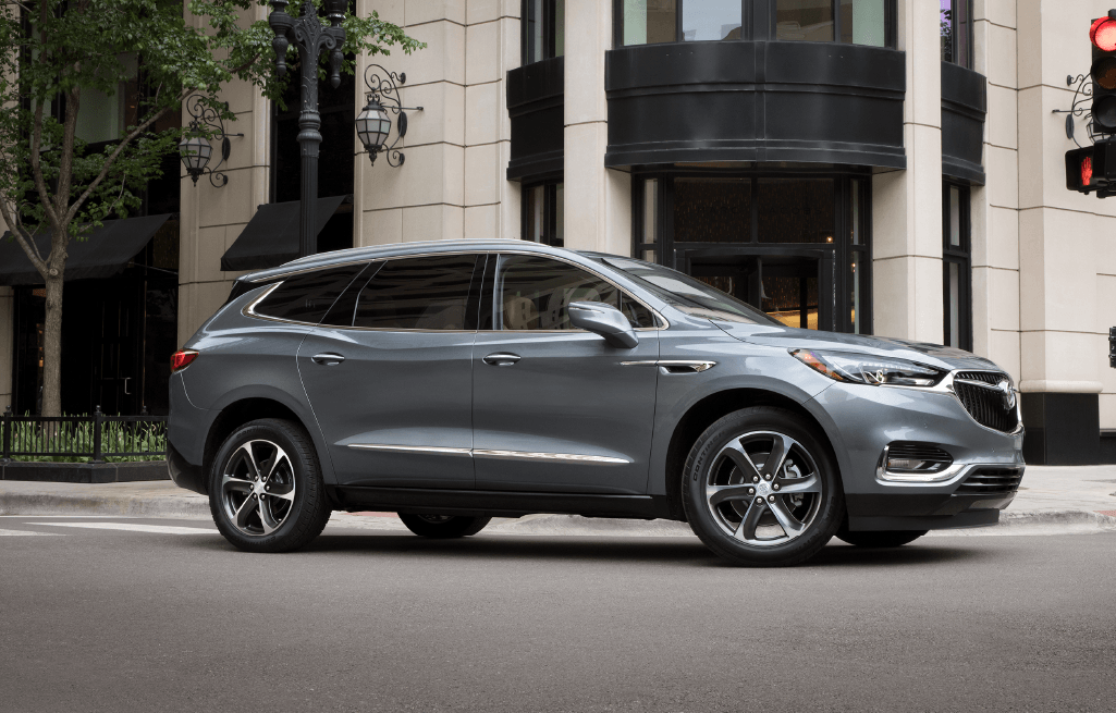 Fun and Sophistication with the 2020 Buick Enclave