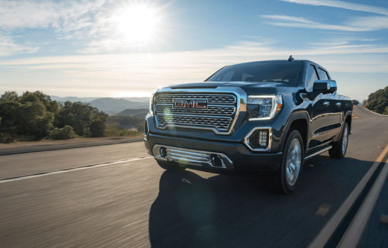 A Look at the All-New 2020 GMC Sierra