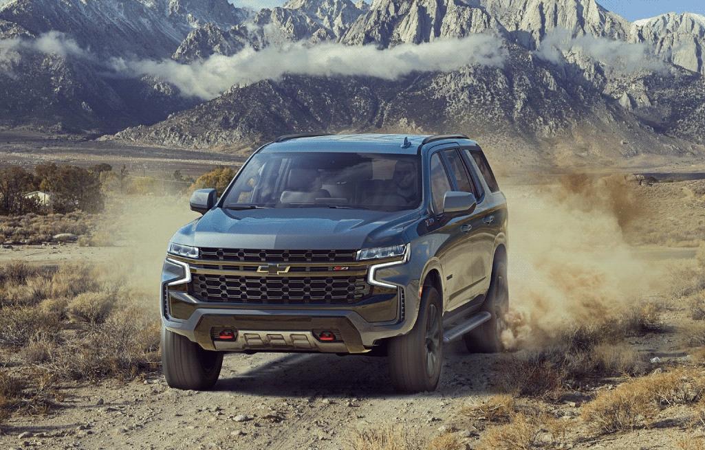 APP - 2021 Chevrolet Tahoe Feature