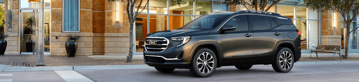 Explore the 2020 GMC Terrain
