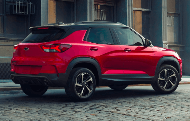Customize Your Style with the 2021 Chevrolet Trailblazer