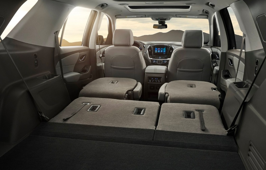 Get Style and Space with the 2020 Chevrolet Traverse