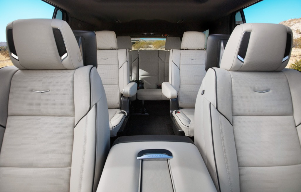 Drive into the Future with the All-New 2021 Cadillac Escalade