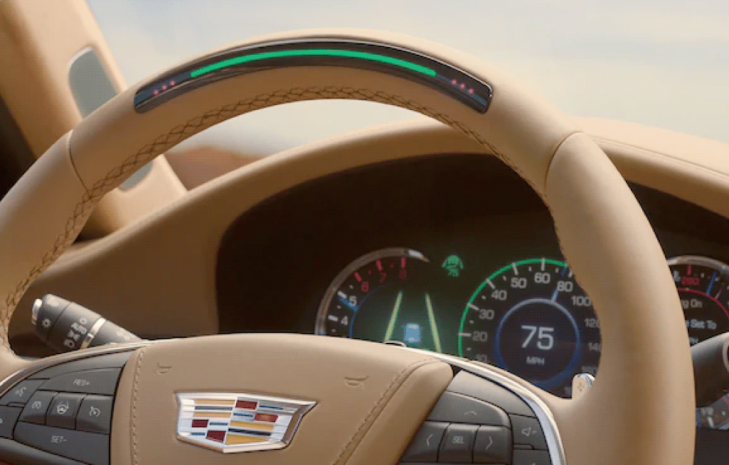 Cadillac Super Cruise: The Freedom to Go Hands-Free