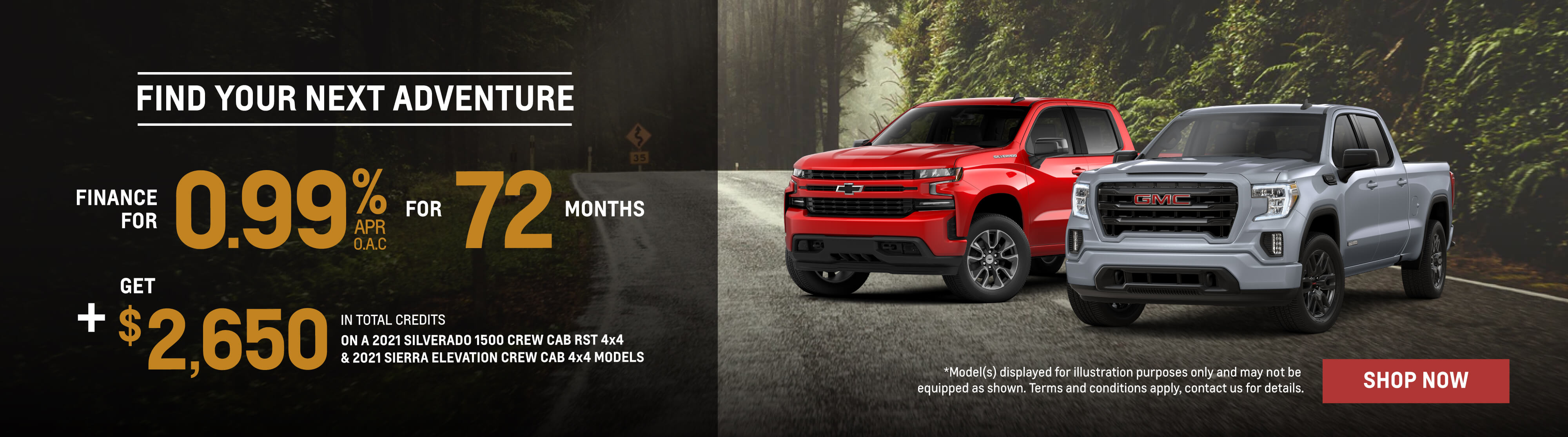 GM Truck Nation in Mississauga - Applewood Auto