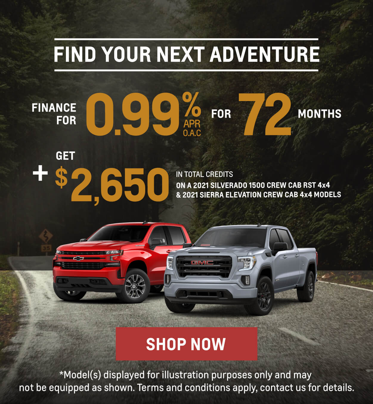 GM Truck Nation Sales Event in Mississauga - Applewood Auto
